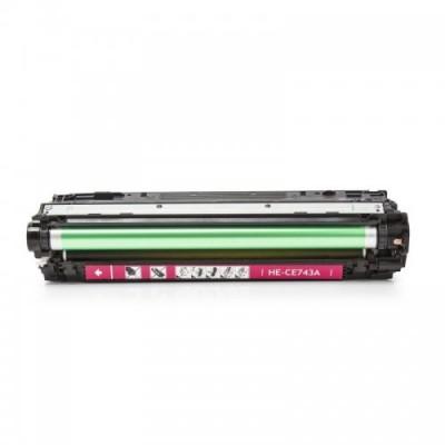 TONER COMPATIBILE CIANO CE741A 307A X HP LaserJet CP 5225 s