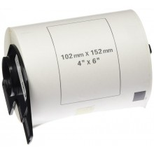 ETICHETTE COMPATIBILI DK-11241 BIANCO 102X152 mm 200psc X Brother P-Touch QL 1060 NX
