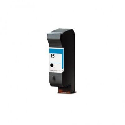 15 C6615DE CARTUCCIA TESTINA RIGENERATA NERO X HP DeskJet 3810