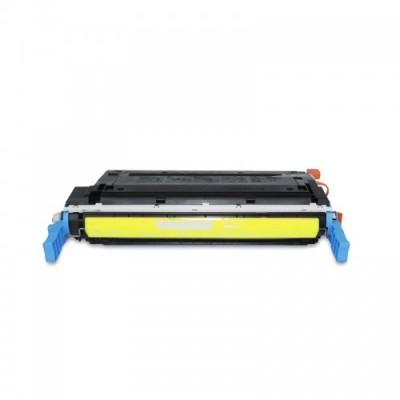 TONER COMPATIBILE GIALLO C9722A 641A X HP- LaserJet-4600-DN