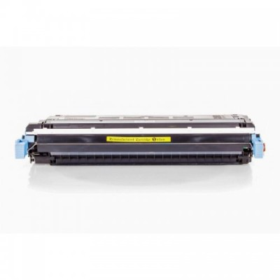 TONER COMPATIBILE GIALLO C9732A 645A X HP- LaserJet-5550-N