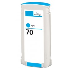 CARTUCCIA COMPATIBILE CIANO 70 - C9452A X HP DesignJet Z 3200 24 Inch