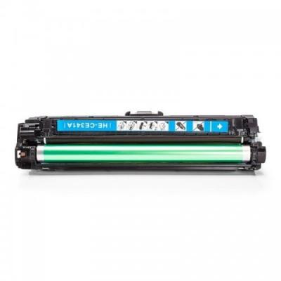 TONER COMPATIBILE CIANO CE341A 651A X HP LaserJet Enterprise 700 M 775 f MFP