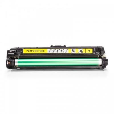 TONER COMPATIBILE GIALLO CE342A 651A X HP LaserJet Enterprise 700 M 775 s