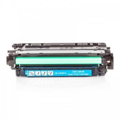 TONER COMPATIBILE CIANO CE261A 648A X HP- LaserJet-CP-4520-dn