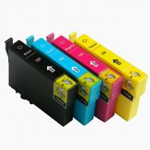 30X KIT CARTUCCE COMPATIBILE T1281 T1282 T1283 T1284 X Stylus S22